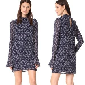 Anthropologie Line & Dot Adalyn Dress size S